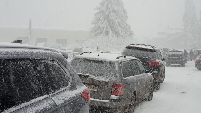 АПИ с призив: Не пътувайте в Севроизточна България и през проходите