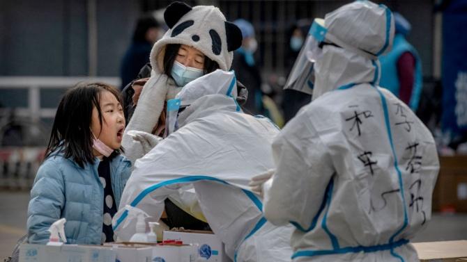 В Пекин се затягат противоепидемичните мерки преди Китайската нова година и парламентарнаa сесия