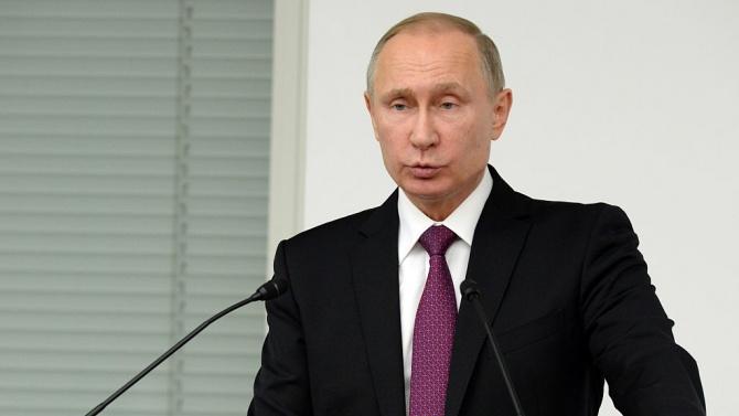 Путин: Не трябва да допускаме световни въоръжени конфликти