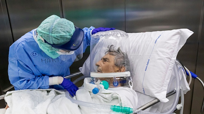 Арест за италиански лекар, убивал COVID пациенти