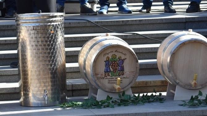 Община Асеновград награждава най-добрия производител на домашно вино