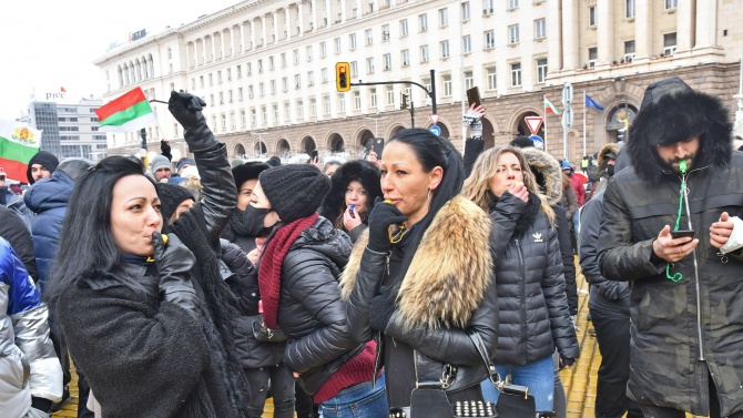 Виктор Димчев с коментар за протеста на съдържателите на заведения