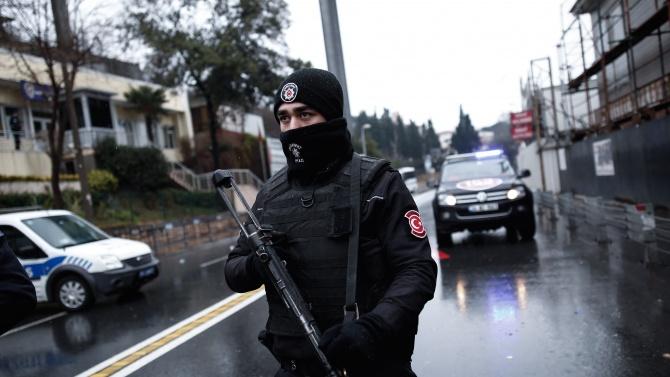 Турция закопча джихадисти от Русия