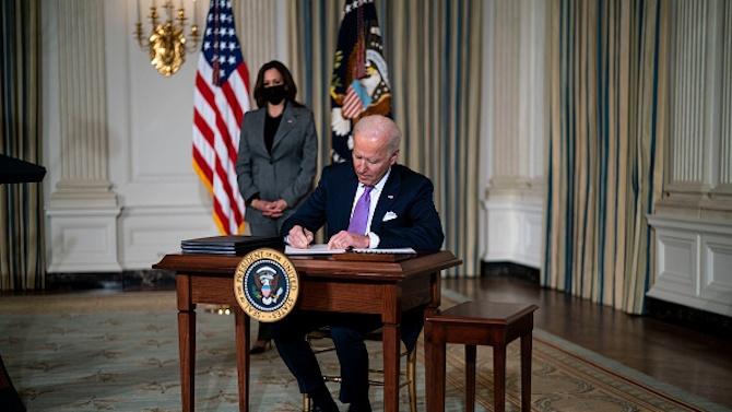 Джо Байдън подписа изпълнителни заповеди за борба климатичните промени