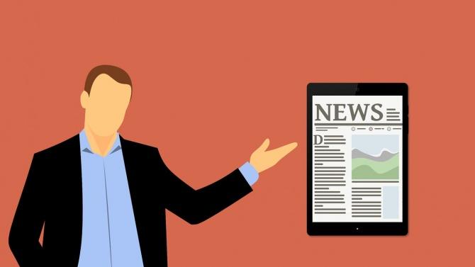 10 европейски медии ще споделят информационно съдържание на няколко езика