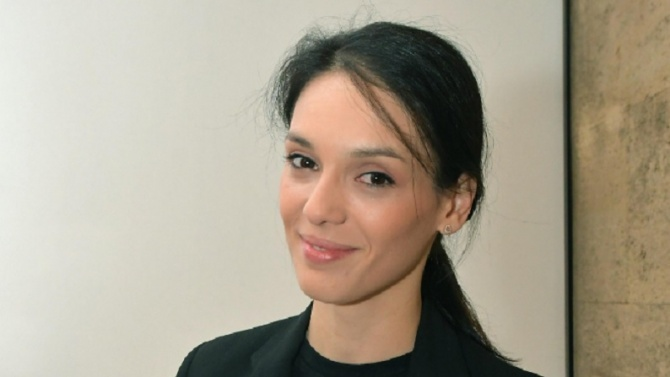 Луиза Григорова се похвали: Кърмих в парка