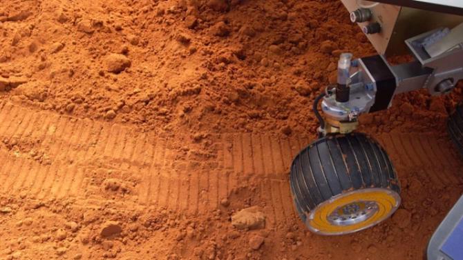 Марсоход може да събере променящи представите ни данни за възникването на живота