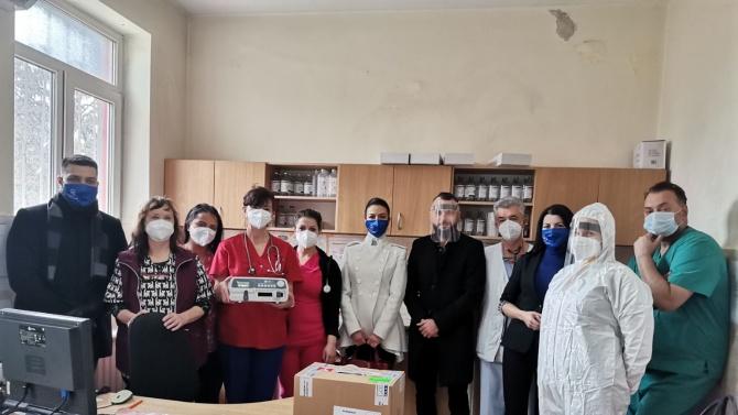 Републиканци за България – Стара Загора дариха медицинска техника на болницата в града