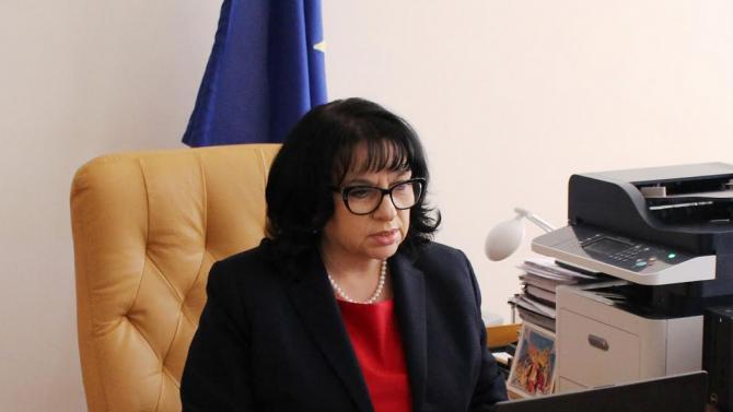 Теменужка Петкова с коментар за газовите доставки от Източното Средиземноморие