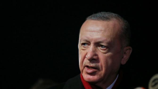 Ердоган: Турция е на трето място в света по разработване на проекти за ваксини