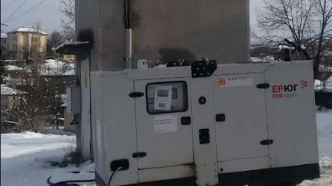 Нормализира се ситуацията с електрозахранването в засегнатите хасковски села