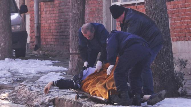 Прострелян в главата мъж е открит в Пловдив