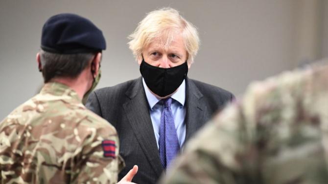 Критикуват Борис Джонсън заради посещение в Шотландия въпреки локдауна