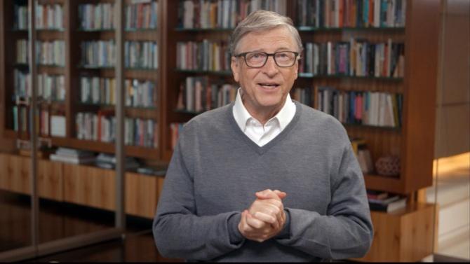 В традиционното си годишно писмено послание мултимилиардерът Бил Гейтс предупреди,