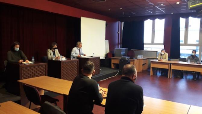Министърът на културата обсъди с кинодейци проект за промени на Закона за филмовата индустрия