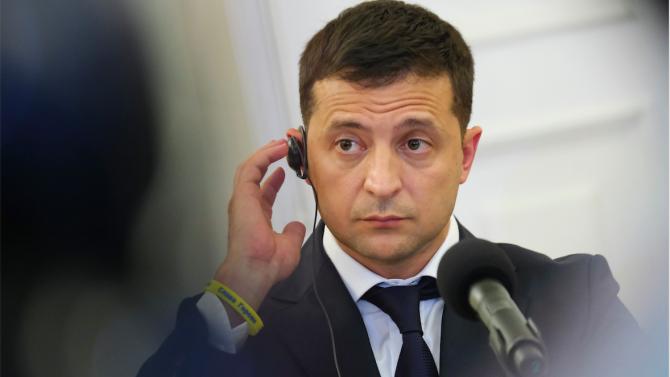 Украйна въведе санкции срещу руски физически и юридически лица