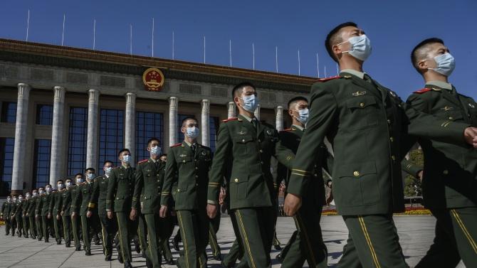 """Китай предупреди Тайван, че независимост """"означава война"""""""