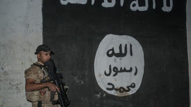 Ирак: Убихме човек №2 на ИД