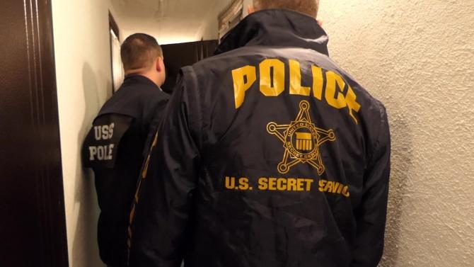"""ГДБОП и """"Сикрет сървис"""" разбиха мощна организирана престъпна група"""