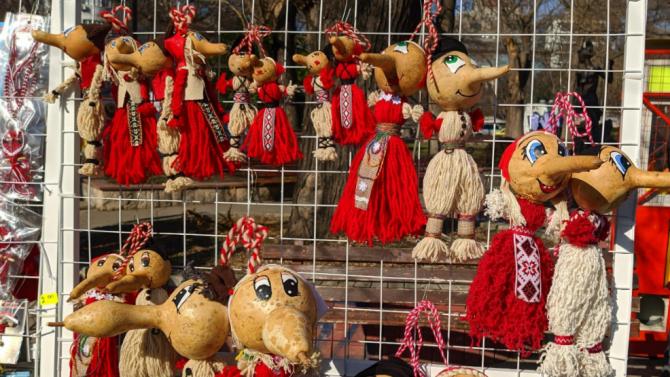Детски конкурс за мартеници организират в Стара Загора