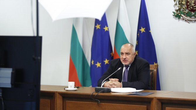 Борисов обсъди пътя на България към ОИСР със зам.-генералния секретар на организацията
