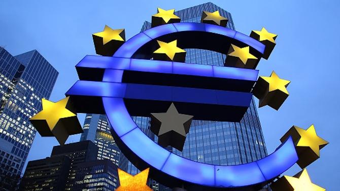 ЕЦБ отчита стабилен растеж на кредитирането в еврозоната през декември
