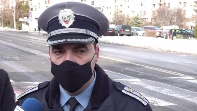 Започва полицейска акция срещу неправилното пресичане
