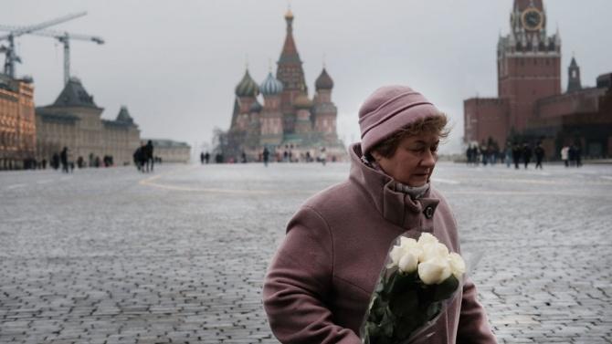Населението на Русия е намаляло с половин милион души