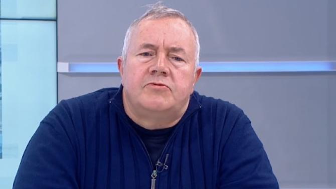 Харалан Александров: Отечественият фронт да каже кой ще е Кимон Георгиев, кой - Никола Петков