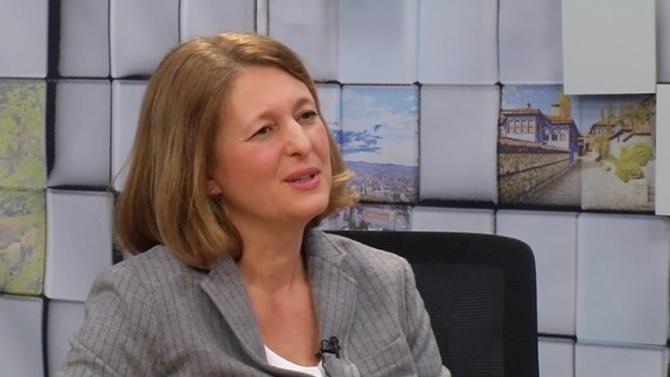 Джема Грозданова: Политиката на държавата ни, независимо кой я управлява, трябва да бъде последователна