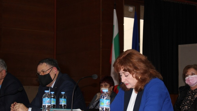 Татяна Костова: Бюджетът за 2021 на община Шумен е балансиран и реалистичен