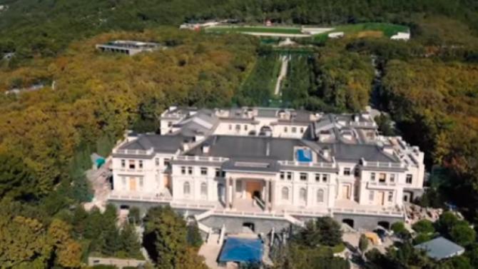 Бивш партньор по джудо на Путин: Дворецът е мой