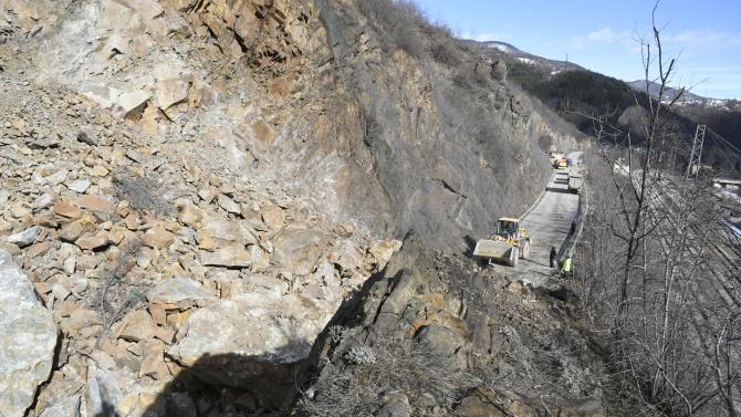 Терзийски: Метеорологичните условия предполагат активизиране на срутищни процеси