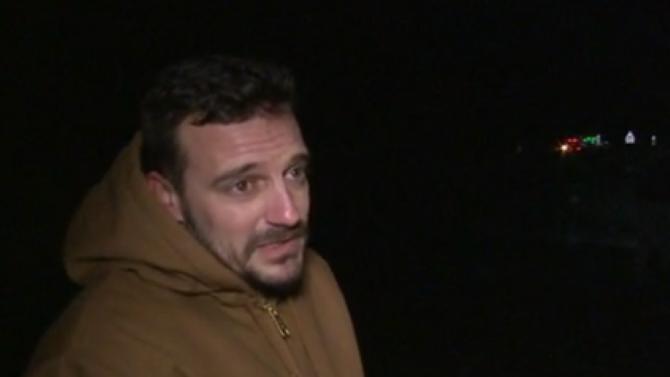 """Младо семейство с деца оцеляло по чудо при свлачището на магистрала """"Струма"""""""