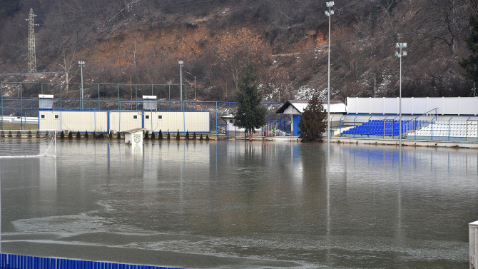 Предупреждават за наводнения