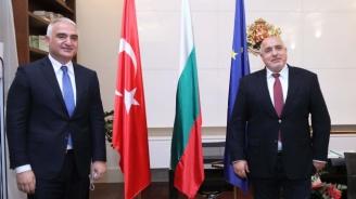 Премиерът очаква повече турски туристи след края на COVID-19