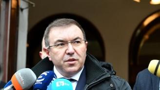 Министър Ангелов: Не може да забравим положените усилия и отново да се върнем в изходяща позиция