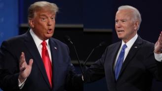 Байдън започва мандата си с рейтинг, какъвто Тръмп никога не е достигал