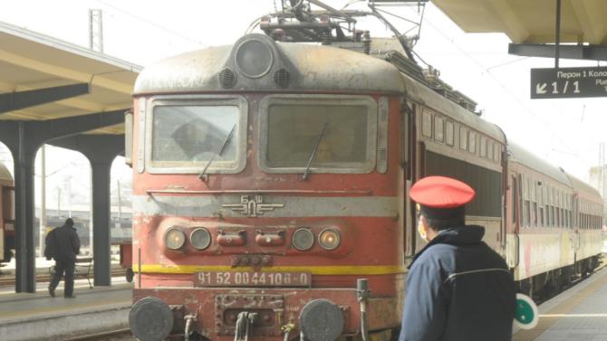 БДЖ продава билети и карти за градския транспорт в София