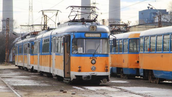 История на колела: Съкровище на релси вози пътниците по трамвайна линия 23 в София