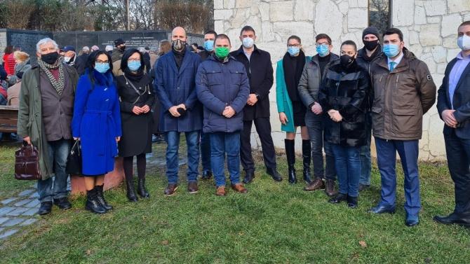 ГЕРБ почете паметта на жертвите на комунистическия режим