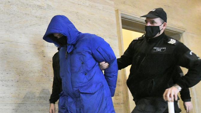 Съдът отказа да измени мярката на Кристиан Николов в по-лека