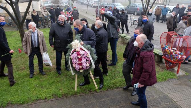 Републиканци за България се преклониха пред паметта на жертвите на комунизма
