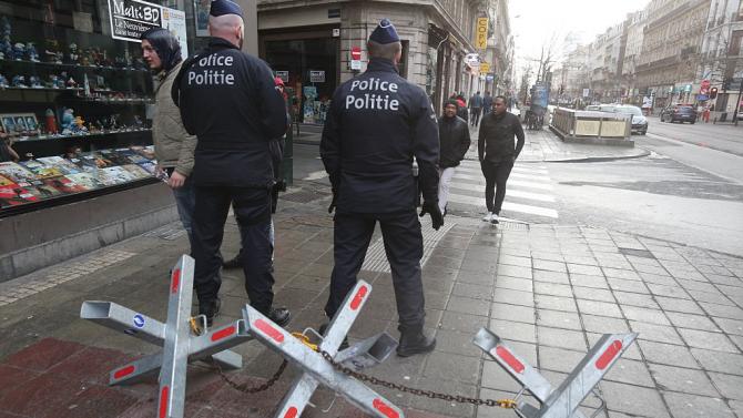 Нападение с нож в метрото в Брюксел