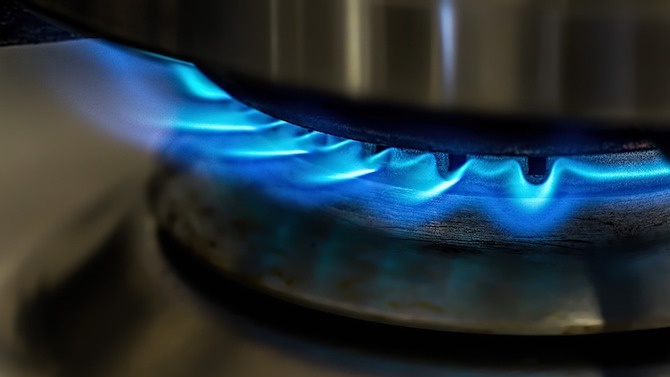 Газът скача с над 10%