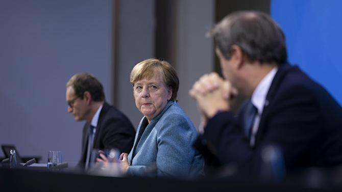 Меркел: На всички германци ще бъде предложена Covid ваксина до есента