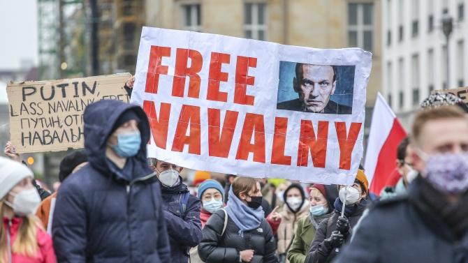 Съветът на Европа: Присъдата на Навални е заплаха за правата на руснаците