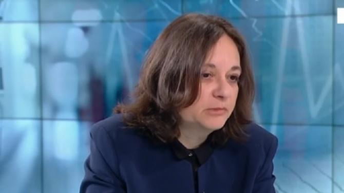 Жени Начева: Електронните направления са достигнали34 000
