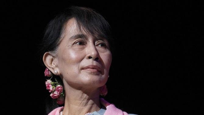 Повдигнаха обвинения на Аун Сан Су Чжи