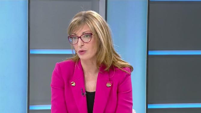 Захариева: Защо президентът отказва да обяви позиция по случая с Алексей Навални?